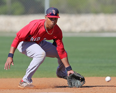 Red Sox Spring Training, March 14, 2013