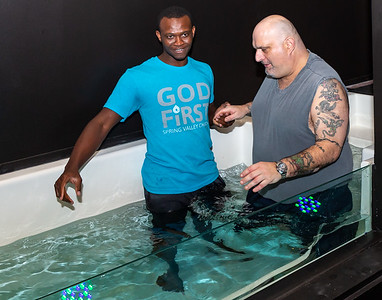 Spring Valley Baptism part one  9-2-18