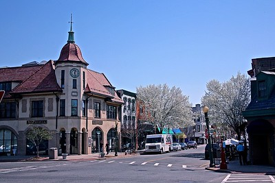 Downtown Ridgewood In Bergen County, NJ