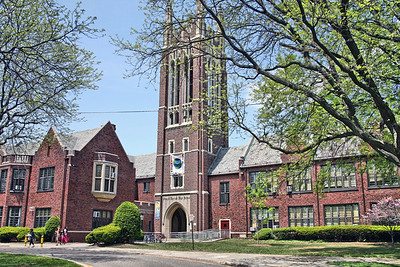 Dwight Morrow High School in Englewood, NJ
