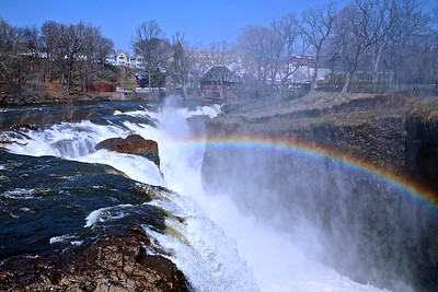 The Beautiful Great Falls in Paterson