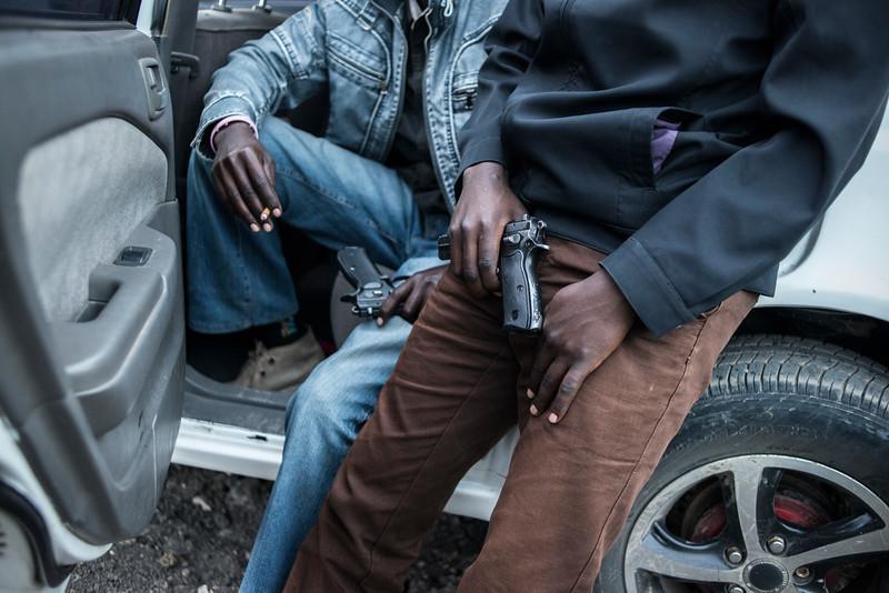 Nairobi Gun Runners