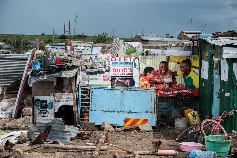 Kayole Slum 1