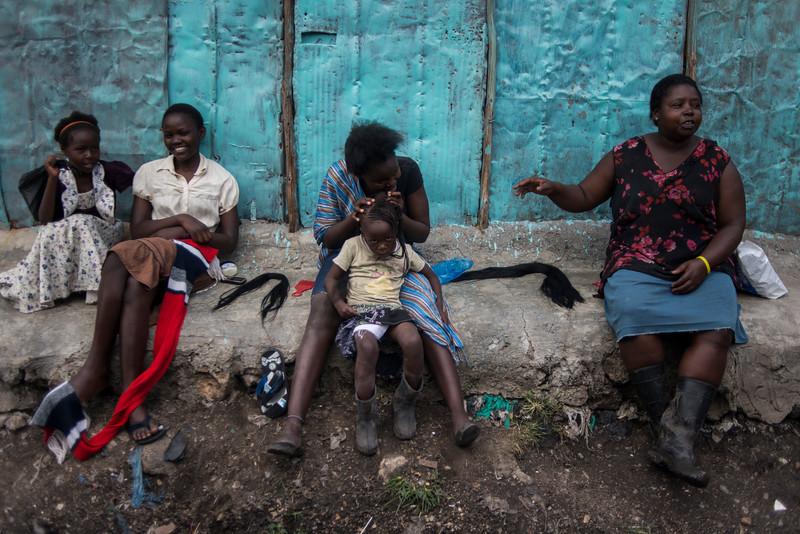 Spring In the Slums of Nairobi 1