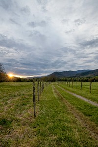 Cades Cove Sunrise #15