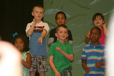 Kidnergarden Graduation