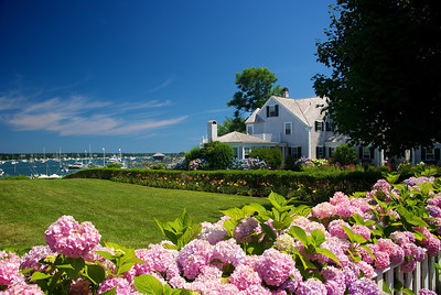 Edgartown, on the island of Martha's Vineyard off the Massachusetts Cape.