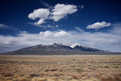 Blanca Peak - 14,345 ft (4,372 m)