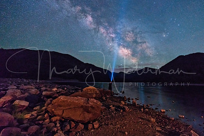 Milky Way at Smith and Morehouse Reservoir
