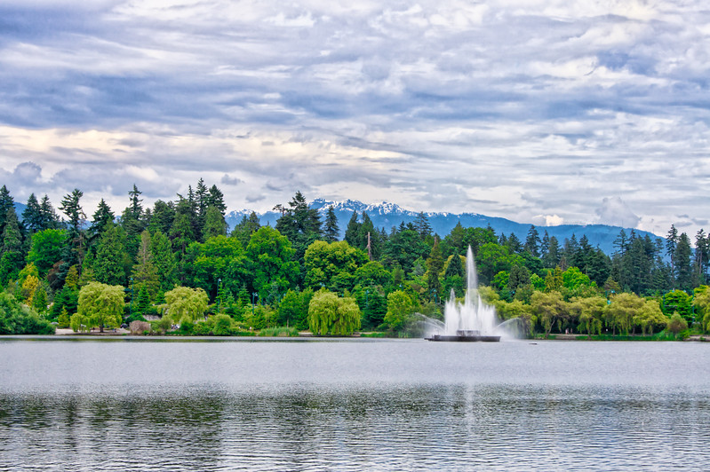 Stanley Park, Vancouver British Columbia