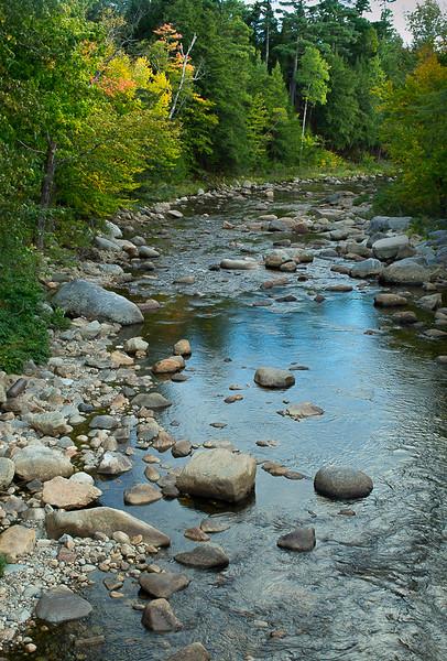 White Mountains stream