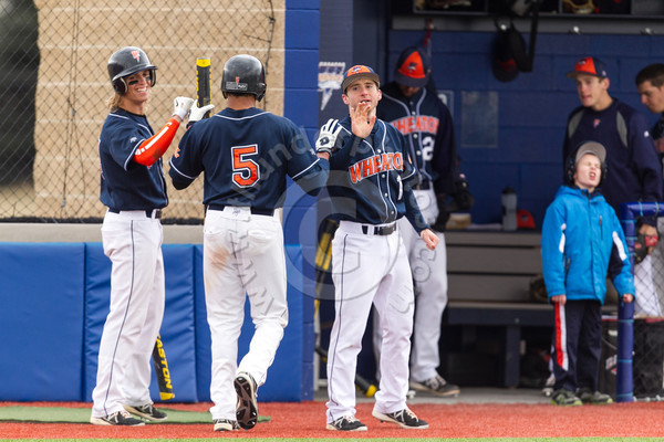 Wheaton College Baseball vs Benedictine (5-6)