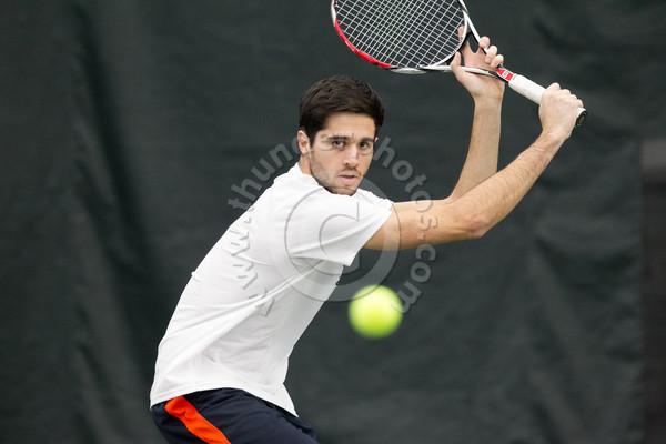 Wheaton College 2014 Men's Tennis Team