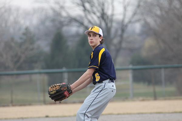 Dearborn Boys Varsity Baseball