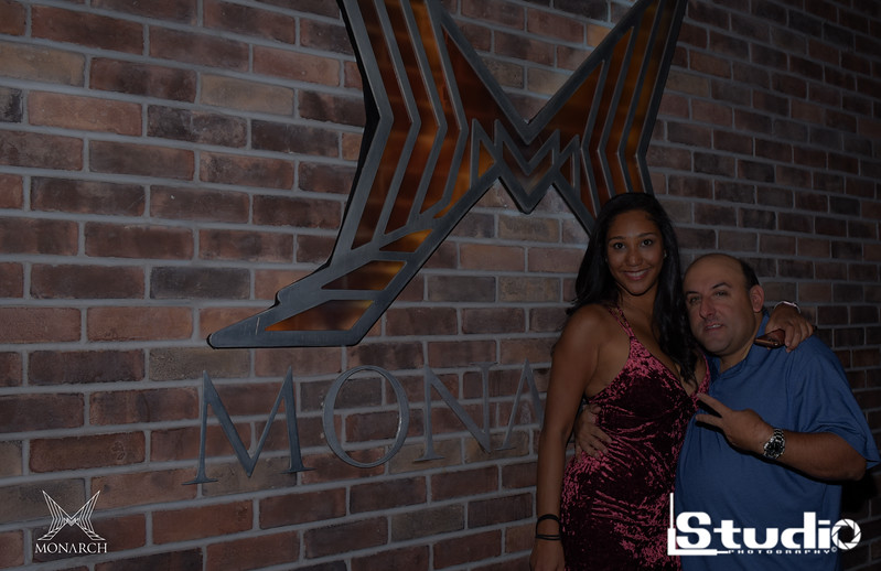 Risa's 31st Birthday@Monarch rooftop Lounge