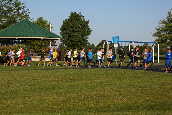 2017-08-05 SJHS XC Time Trial