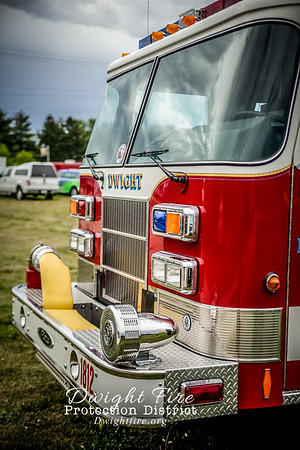 Springfest Touch-A-Truck 2016 event