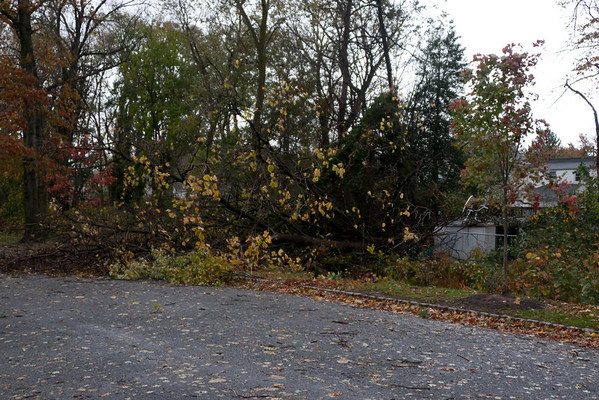 2012-10-30 Post Hurricane Sandy #1 of 5