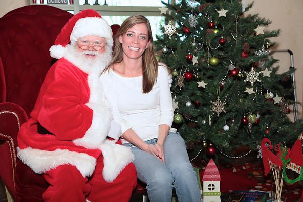 Santa's Summer Visit