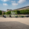 2018, Paris, Palais Royal Gardens