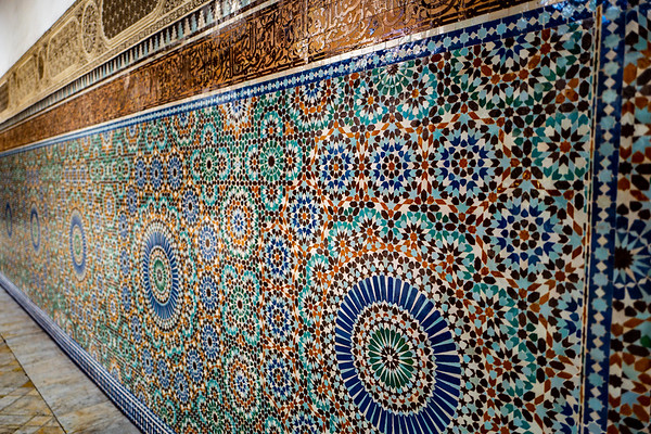 2018, Paris, Grand Mosque of Paris