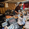 2018, Paris, French Street Market