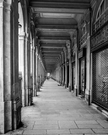 2018, Paris, Palais Royal Gardens