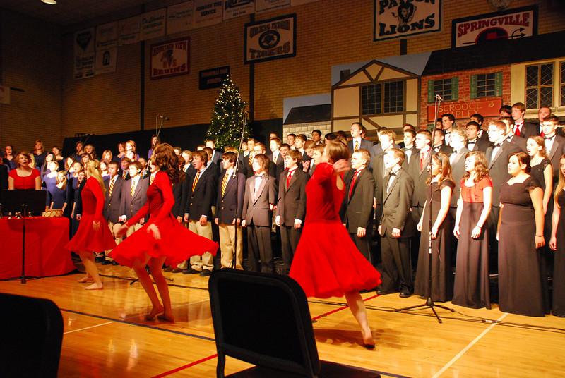 MS Choir Dinner 2008 012