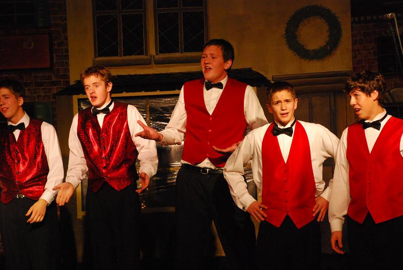 MS Choir Dinner 2008 025