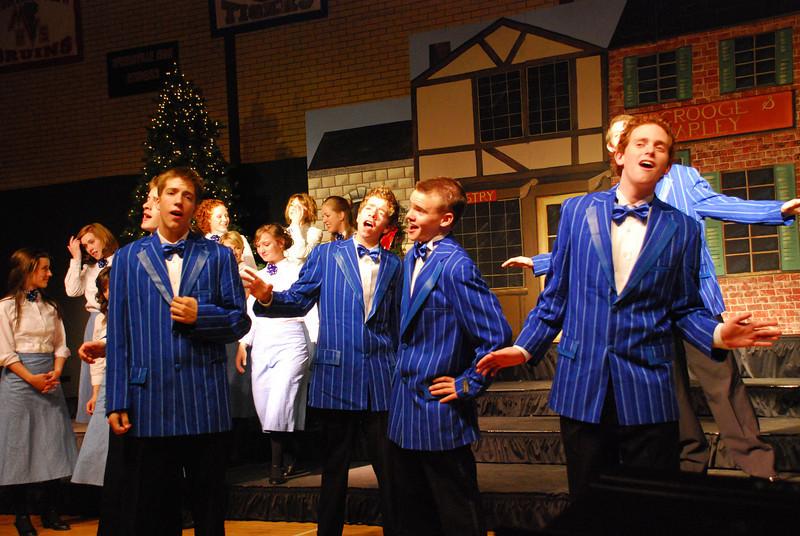 MS Choir Dinner 2008 050