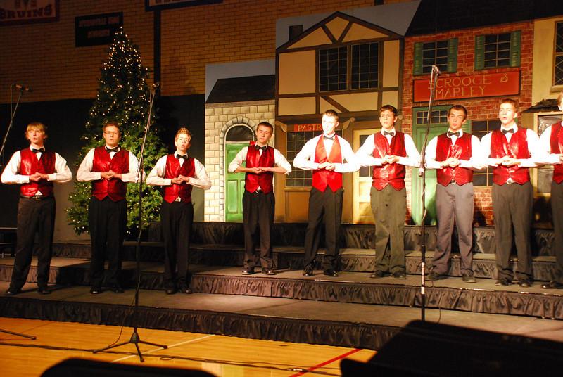 MS Choir Dinner 2008 023