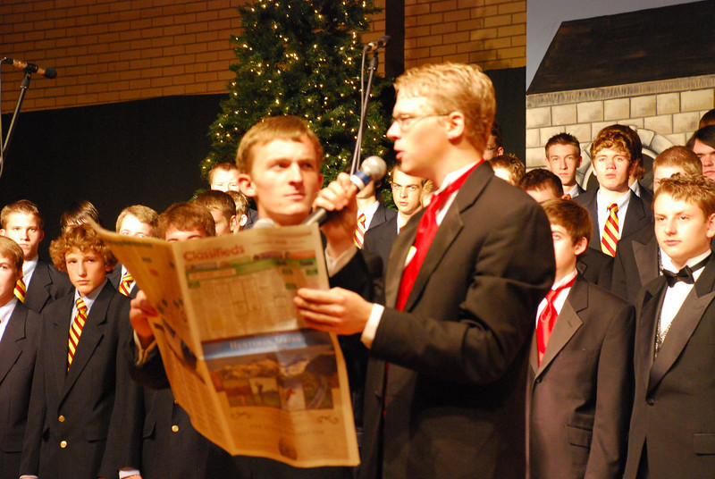MS Choir Dinner 2008 017