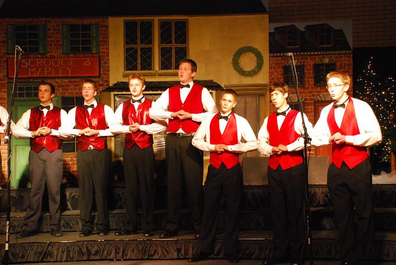 MS Choir Dinner 2008 022