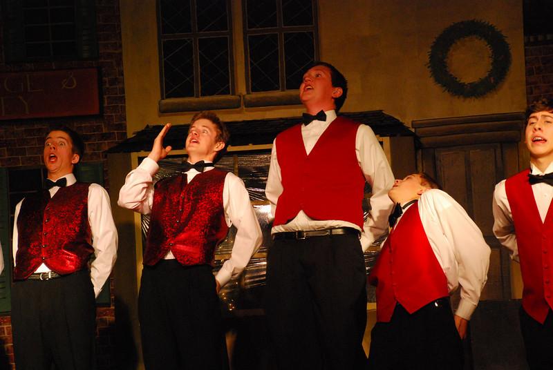 MS Choir Dinner 2008 026
