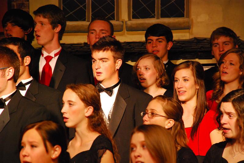 MS Choir Dinner 2008 005
