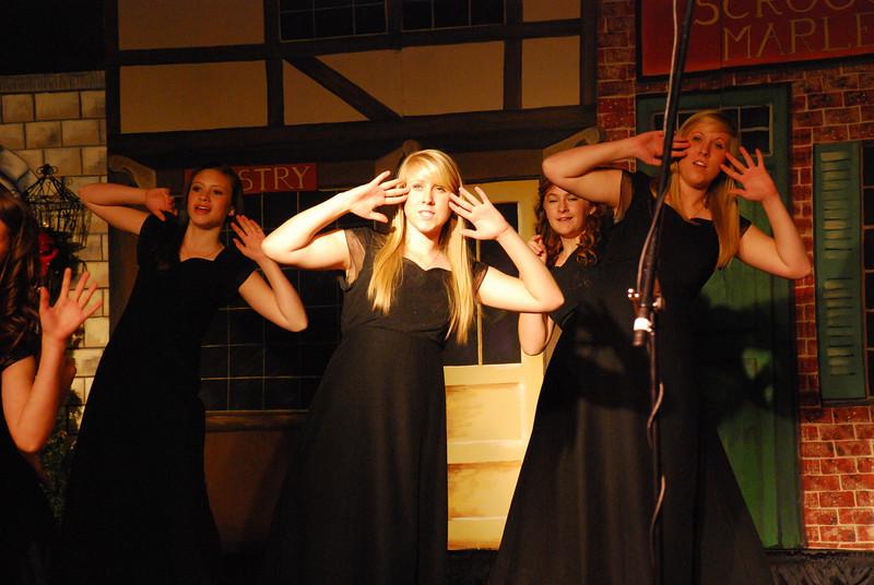 MS Choir Dinner 2008 033
