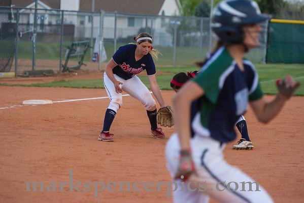 Springville Softball Groups 2013-239