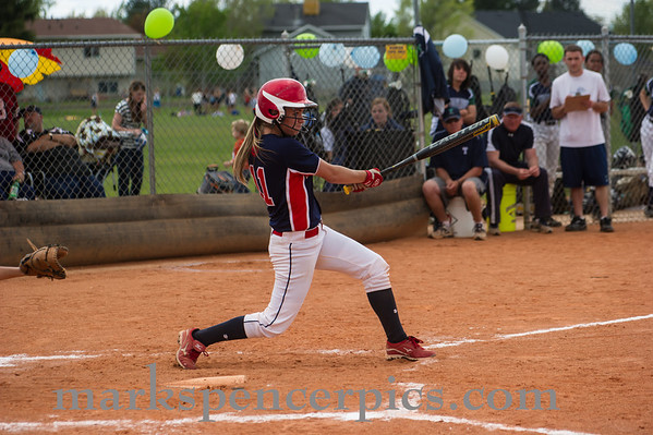 Springville Softball Groups 2013-087