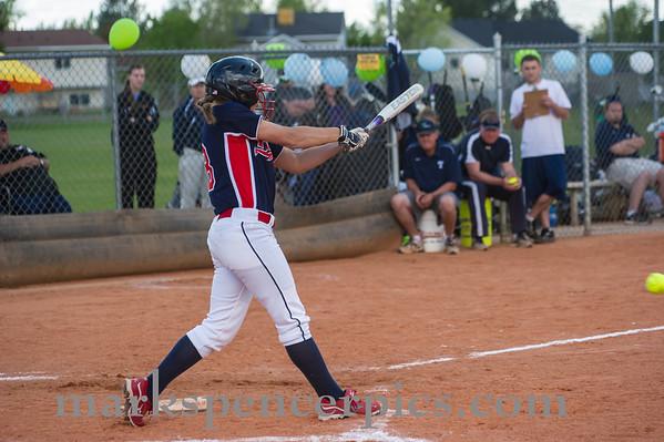 Springville Softball Groups 2013-210