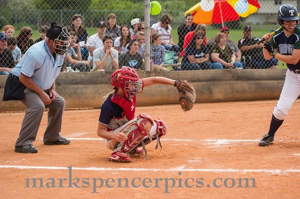 Springville Softball Groups 2013-068