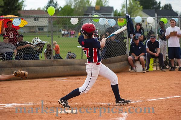 Springville Softball Groups 2013-089