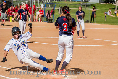 Softball SHS vs Orem 5-15-2014