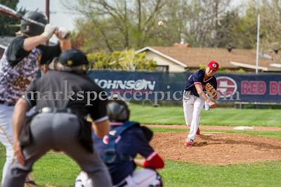 Baseball SHS vs Wasatch 4-23-2015