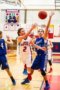 Basketball SHS vs Fremont 11-25-2014
