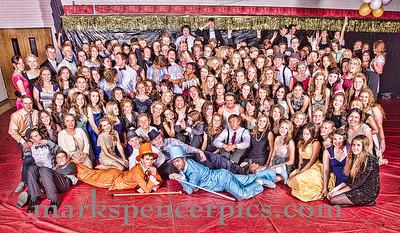 SHS Senior Ball 11-8-2014