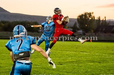 Football SHS vs SalemH 10-10-2014