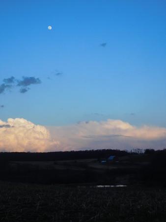 April Thunderstorm