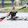 Lisa Carrington (NZL) in the heat of the women's K1 200m event at the first ICF Canoe Sprint World Cup in Duisburg, Germany