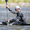 Marty McDowell (NZL) in the first heat of the men's K1 1000m race at the ICF Canoe Sprint World Cup in Montemor-o-Velho, Portugal.