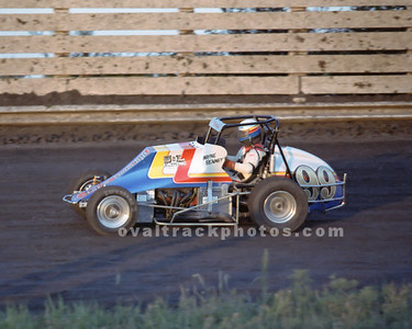 99 - Wayne Bennett in a beautiful car from Arizona